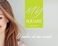 Mídia Kit - Revista MySquare 2016