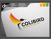 Colibird Logo Template