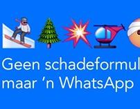 Ditzo - Verzekeren via WhatsApp