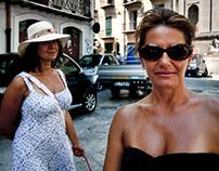 Palermo as a beautiful woman
