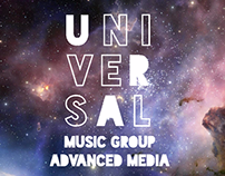 UMG Branding Campaign: KALEIDOSCOPE