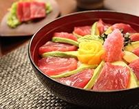 Le Sushi Bar Lunch Set