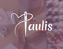 Sewing Brand   Paulis   Identidad Visual