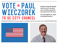 Vote Paul - Santa Clarita City Council