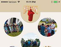 RedCan Graffiti Jam 2015 iOS App