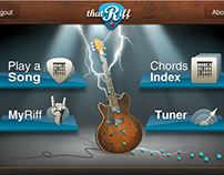 That Riff - iPhone app for real musicians!
