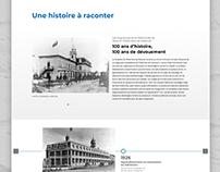 Hôtel-Dieu de Roberval _ Site Web
