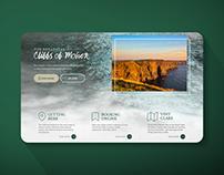 Cliffs of Moher Website