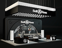 Bell & Ross Aviation Series Retail Display Design