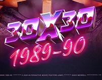 AMP 30x30 promo poster