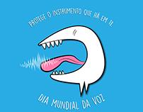 Dia Mundial da Voz - ESCS FM