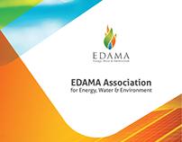 EDAMA - Company Profile Design