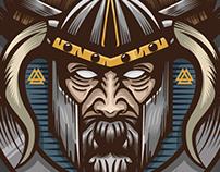 Viking - Illustration