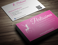 Perlissima - Business Card