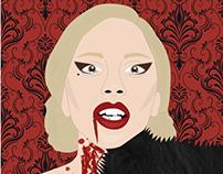 Lady Gaga - The Countess AHS Hotel