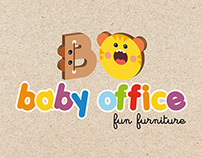Baby office fun furniture  ||  logo and corporate