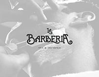 La Barberia | Pelo & Contropelo