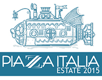 Piazza Italia estate 2015