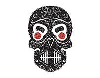 CrossFit Sugar Skull