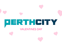 City of Perth: Valentines Day