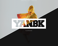 Logo & UI Design for filmmaker YANBK