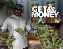 GET MONEY: Video Game: Concept Art