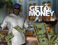 GET MONEY: Video Game: Concept Art