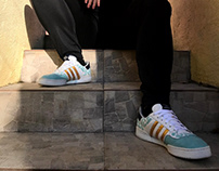 Adidas Tennis Custom