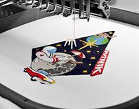 Luca Carboni | Sputnik (Unused artwork)