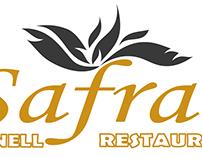 Logo Design - Safran Schnell Restaurant Aachen