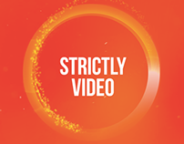 Strictly Video VFX Title