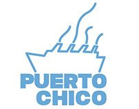 Carteles para restaurante Puerto Chico