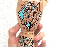 Fox Aqua Tat-a-Hand