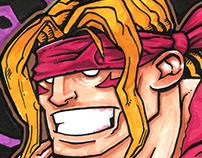 Street Fighter 5 - Alex