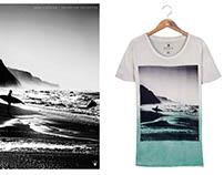 T-shirt Musgo.