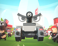 Super Tank Rumble Trailer movie