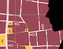 Mapas del Centro Histórico de Querétaro