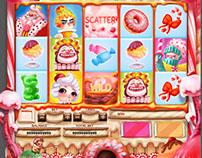candy castle slot