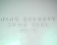 NINO BENNETT 3D & MOTION SHOWREEL 2015
