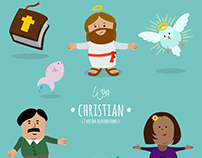 Christians Vector