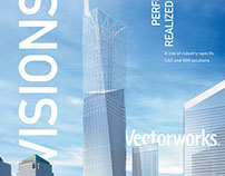 Vectorworks Architect Poster | 2014