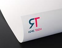 Branding Identity for Rome Tech