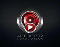 AL-FEKER TV Production - Logo Intro