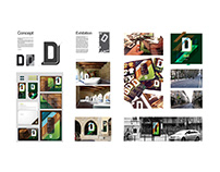 DIA D / Design Day Event - Visual Identity