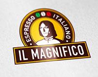 LOGO design // Il Magnifico