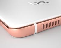 Bq Aquaris X5 Plus 3D Design