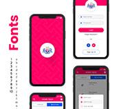 Reward Points - iOS Application