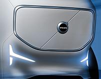 Volvo Truck H Future concept.