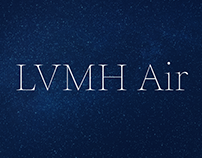 LVMH Air | Custom typefaces