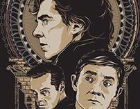 "Illustration ""Sherlock"""